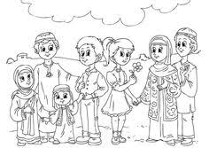 ramadan coloring pages kids coloriage islam