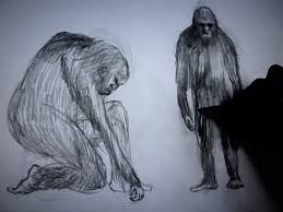 monster dad separated at birth 2 tim tebow and bigfoot