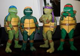 Teenage Mutant Ninja Turtles Halloween Costumes Girls 9 Group Halloween Costumes Twist Neon Tommy