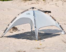 Ez Up Canopy Academy by Shadezilla Easy Pop Up Beach Tent Upf 100 W Removable Floor