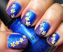 89 best naildesign flower images on pinterest nail art designs
