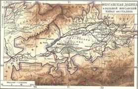 Tajikistan Map On The Kyrgyzstan Tajikistan Border A Year Of Conflict