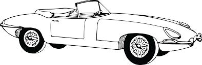 cartoon car png free clipart of a convertible car
