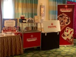 how to make a photo booth make your trade show booth the destination cold creamery