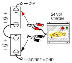 connecting batteries u0026 chargers in series u0026 parallel deltran