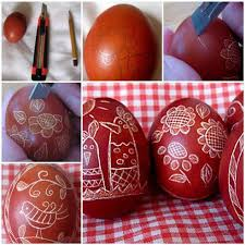 decorative easter eggs diy uniquely decorated easter eggs