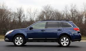 2013 subaru outback lifted review 2010 subaru outback adds size power and refinement for a