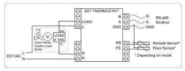 replacing analogue with digital room thermostat diynot forums