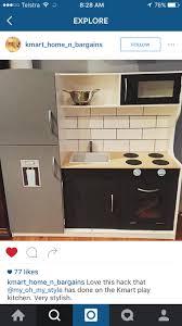 kmart furniture kitchen kmart kitchen hack playroom ideas kitchens
