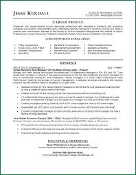 Sample Resume Of Hr Executive 10 resume of hr executive template applicationsformat info