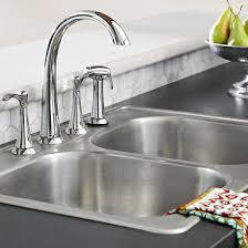 double kitchen sinks double kitchen sinks better homes gardens