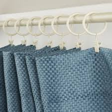 Erod Curtain Ophelia U0026 Co Ken Clip Curtain Ring U0026 Reviews Wayfair