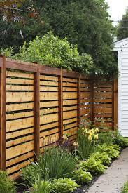 Backyard Fence Ideas 1041 Best Fence Ideas Images On Pinterest Courtyard Ideas Fence
