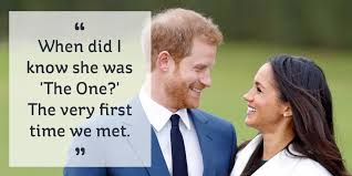 prince harry the story of how prince harry met meghan markle isn t what you d