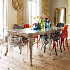 mix and match furniture 40 dining room ideas ghost chairs duck