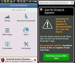 stop ads on android antivirus lures android users via in app ads tricks them to