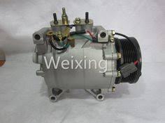 honda crv air conditioner compressor brand trse09 air conditioning compressor clutch for car honda