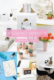 contact paper 10 contact paper diys to try club crafted
