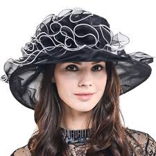 tea party hats hisshe kentucky derby hat organza church dress tea