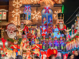 putting up christmas lights business dyker heights has the best christmas lights in america photos