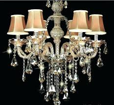 Shades For Chandeliers New Small Clip On L Shades And Mica Mini Clip On Shade 17 Small