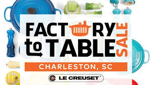 le creuset factory to table le creuset factory to table sale everything you need to know