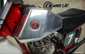 cz motocross bikes falta u0027s superbowl winning 1974 cz 250 fasthouse
