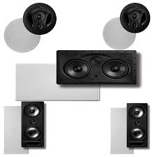 home theater ceiling speakers amazon com polk audio 90 rt in ceiling speakers pair plus polk
