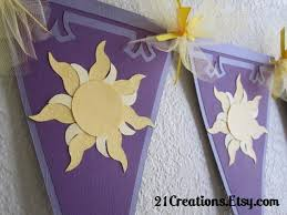 25 tangled party decorations ideas tangled