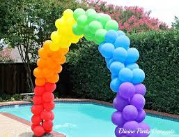 Balloon Diy Decorations Easy Diy Quinceanera Balloon Decorations Quinceanera
