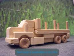 Instructions Build Wooden Toy Truck by Wooden Trucks Wood Toys And Gifts From Woodtoyz Com Youtube