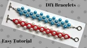 handmade bracelet with beads images Handmade bracelets beaded bracelets making tutorial jpg