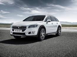 peugeot executive car peugeot 508 rxh will come to australia hints french executive