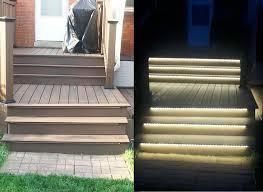 Stair Lighting Solar Outdoor Stair Lighting U2014 Indoor Outdoor Homes Low Voltage