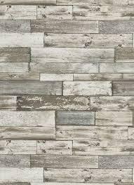 wood look wallpaper beibehang roll d real look realistic brick