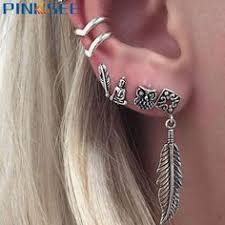 awesome cartilage earrings karmas canvas owl ear cuff gold be sure to check out