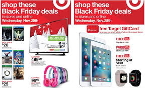 target black friday flyer 2016 target u0027s black friday early access sale now live with discounts on