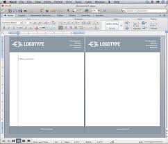 header templates for word convert your design into a microsoft word letterhead template