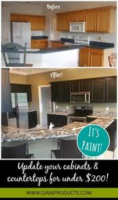 Kitchen Cabinet Redo by From To Great A Tale Of Painting Oak Cabinets