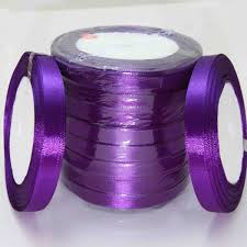 purple satin ribbon stunning purple satin ribbon available in a variety of widths