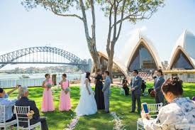 Royal Botanical Gardens Wedding by The Most Romantic Garden Wedding Venues In New South Wales