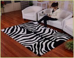 Zebra Print Area Rug 8x10 Impressive Zebra Area Rug 8 10 With Zebra Print Area Rugs Home