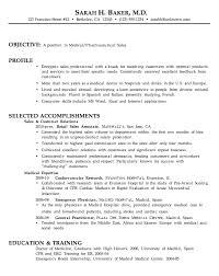 Great Sales Resume Examples by Resume Sales Medical Equipment