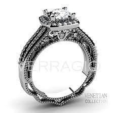 gunmetal wedding band march 2010 engagement rings by verragio