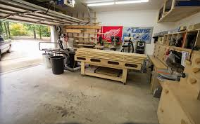 Garage Workshop by One Car Garage Woodworking Shop With Creative Pictures Egorlin Com