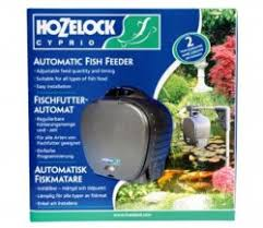 Cloverleaf Automatic Fish Feeder GardenSite