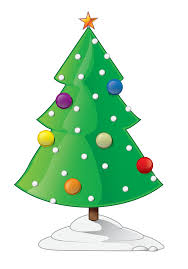 pictures of cartoon christmas trees free download clip art