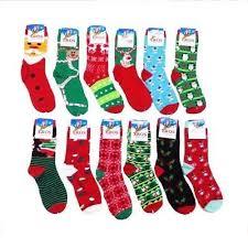 christmas socks womens christmas socks ebay