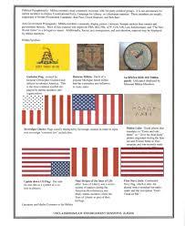 Displaying The Us Flag Secret State Police Report Ron Paul Bob Barr Chuck Baldwin