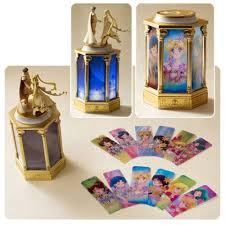 sailor moon tuxedo mirage memorial ornament box bandai